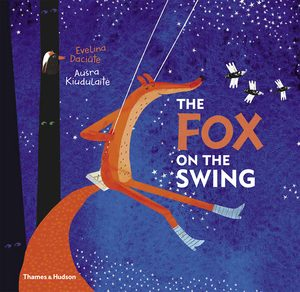 the fox on the swing evelina daciute